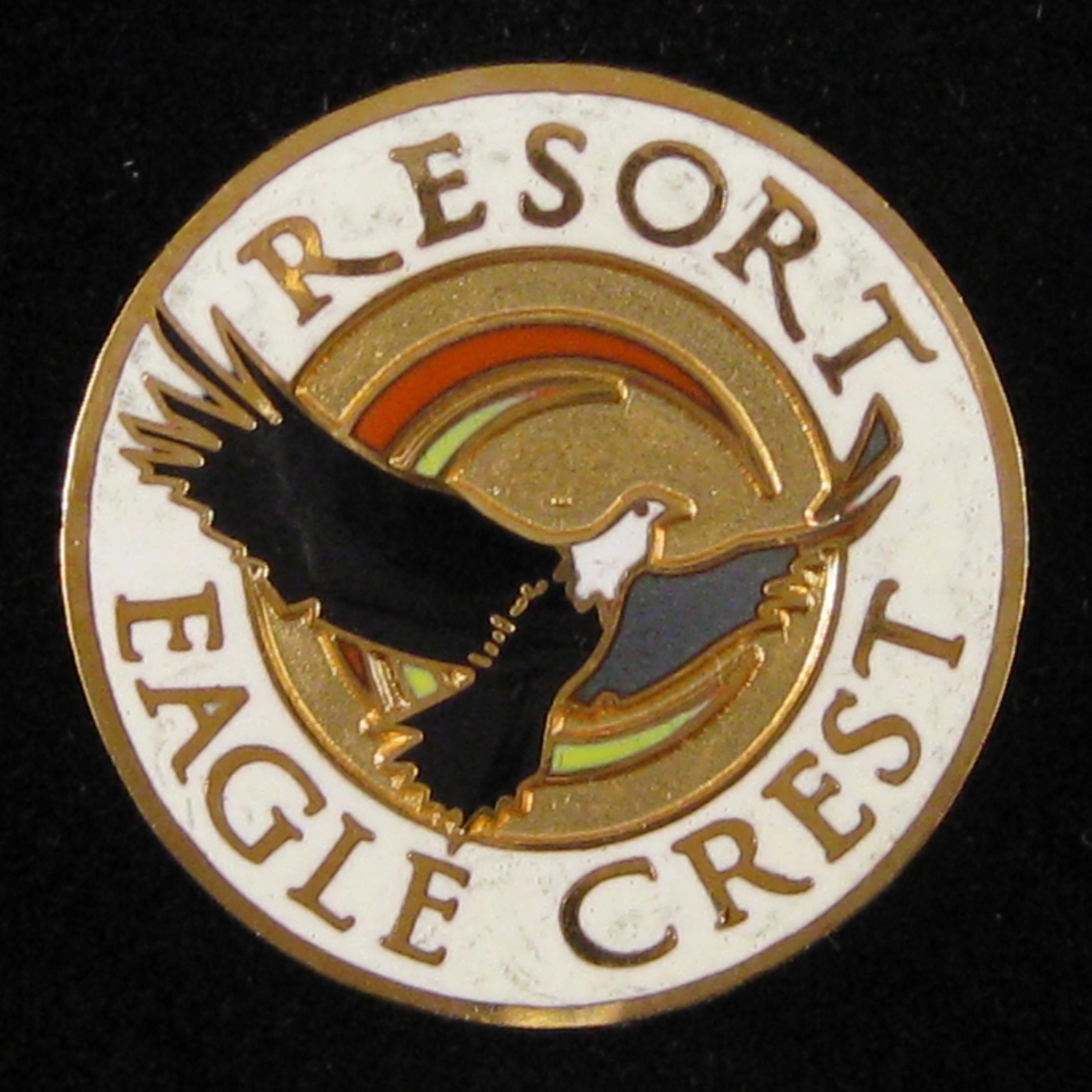 Eagle Crest Resort - Front White