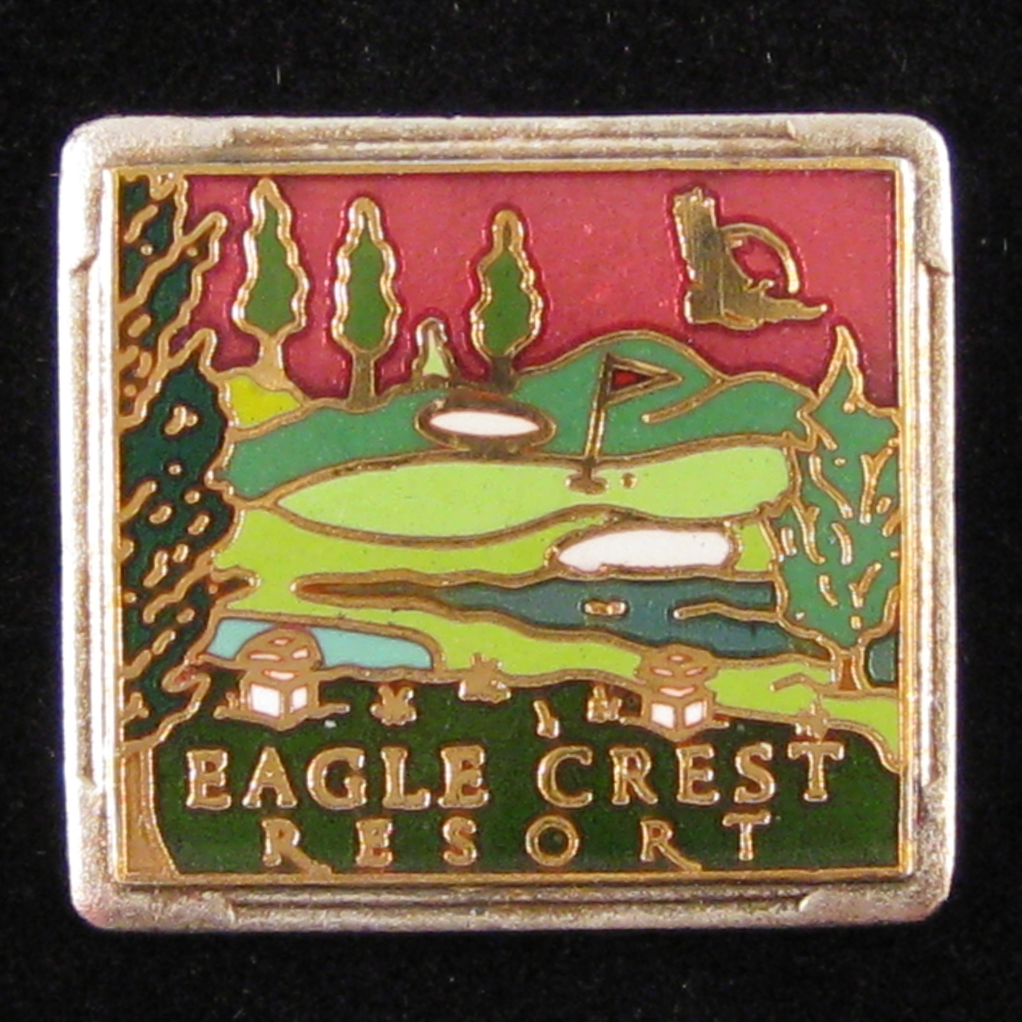 Eagle Crest Mid Iron - Front