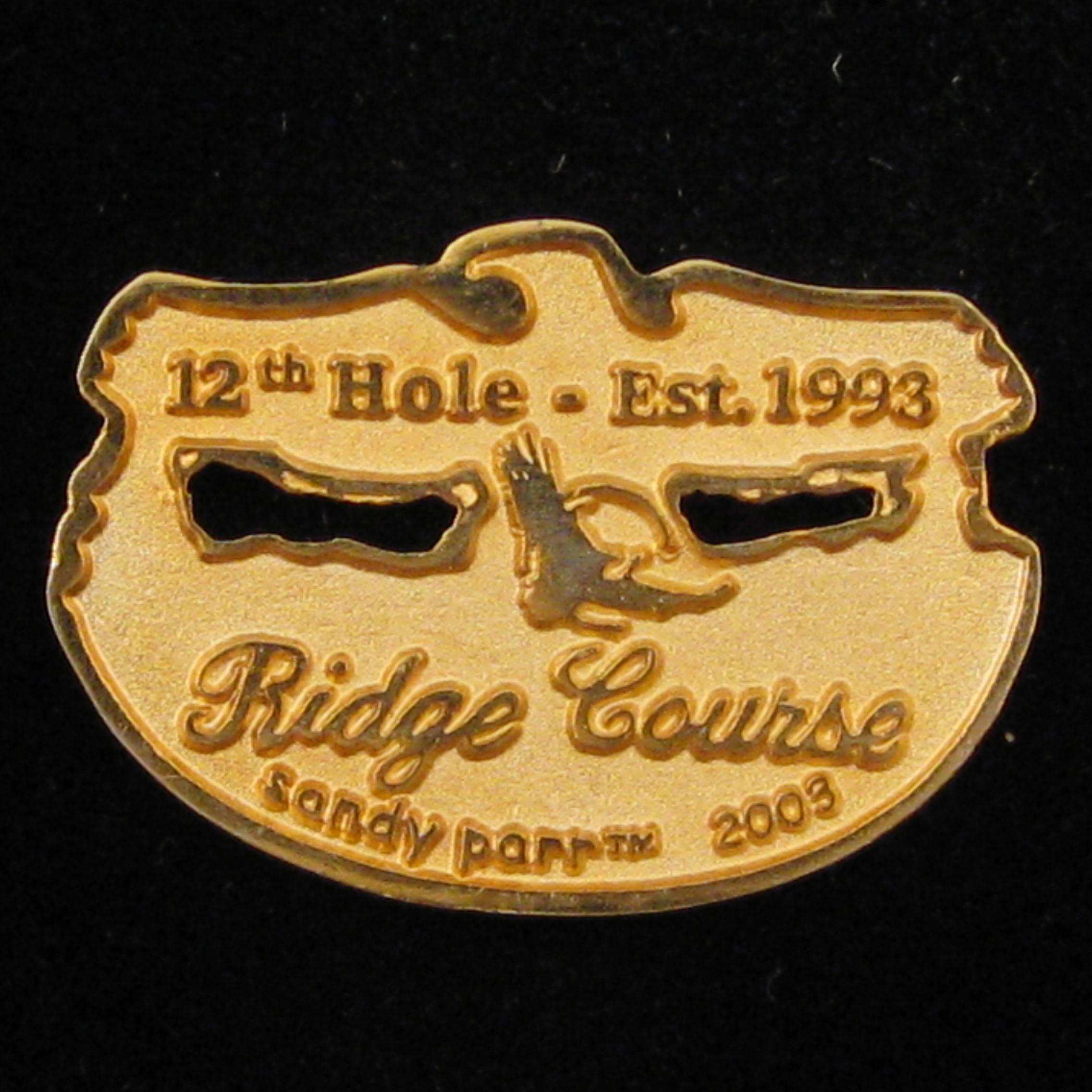 Eagle Crest Ridge - Back