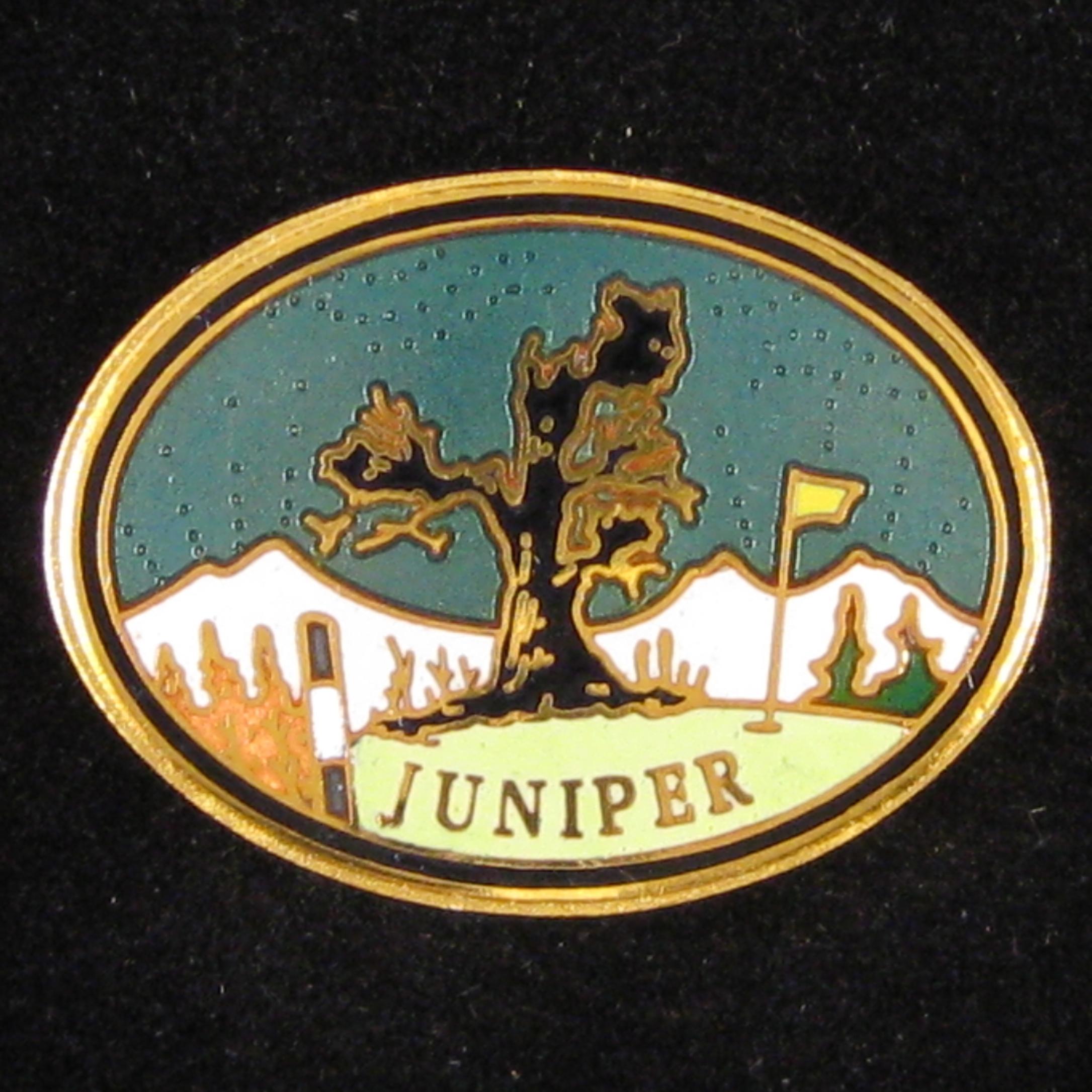 Juniper - Front Blue