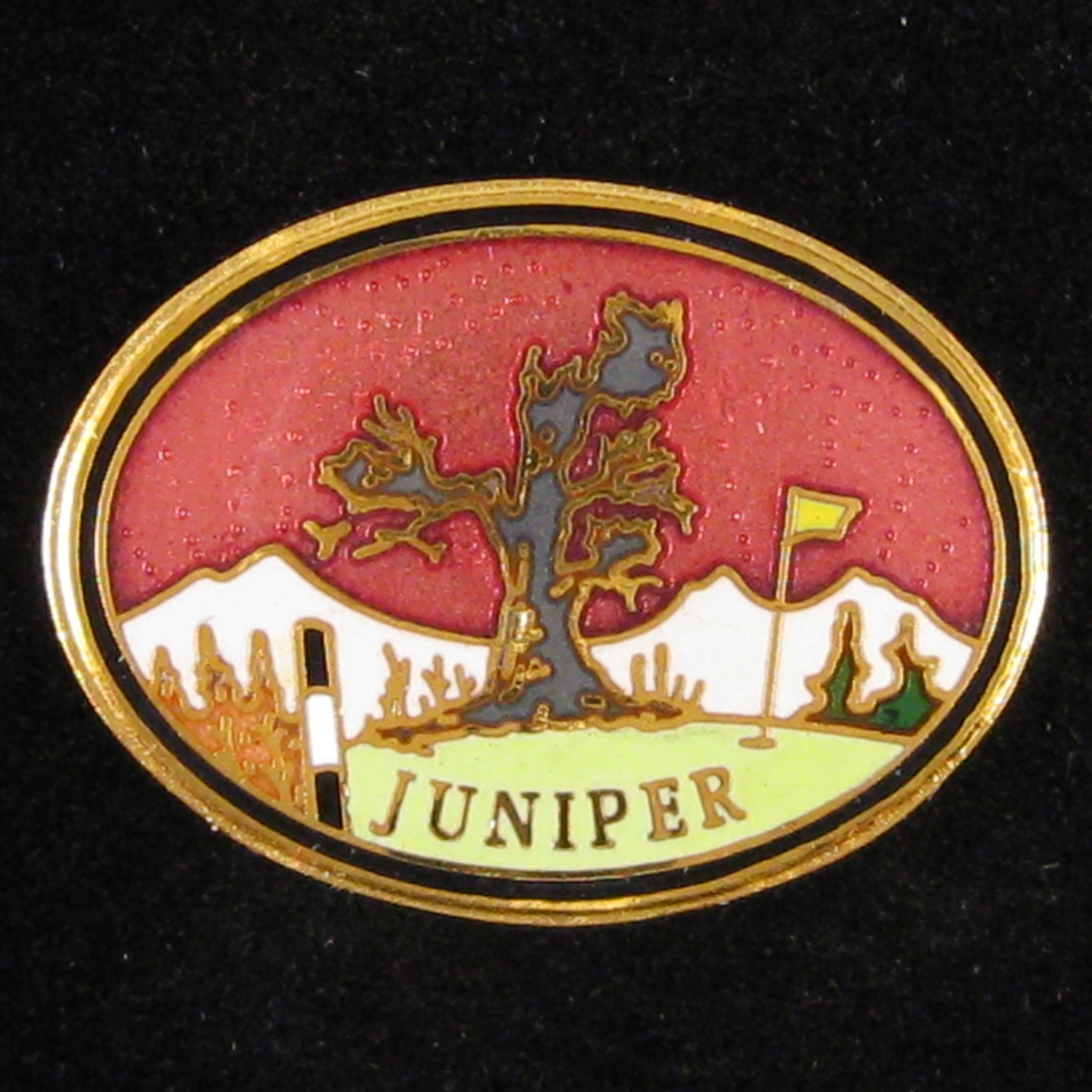 Juniper - Front Red