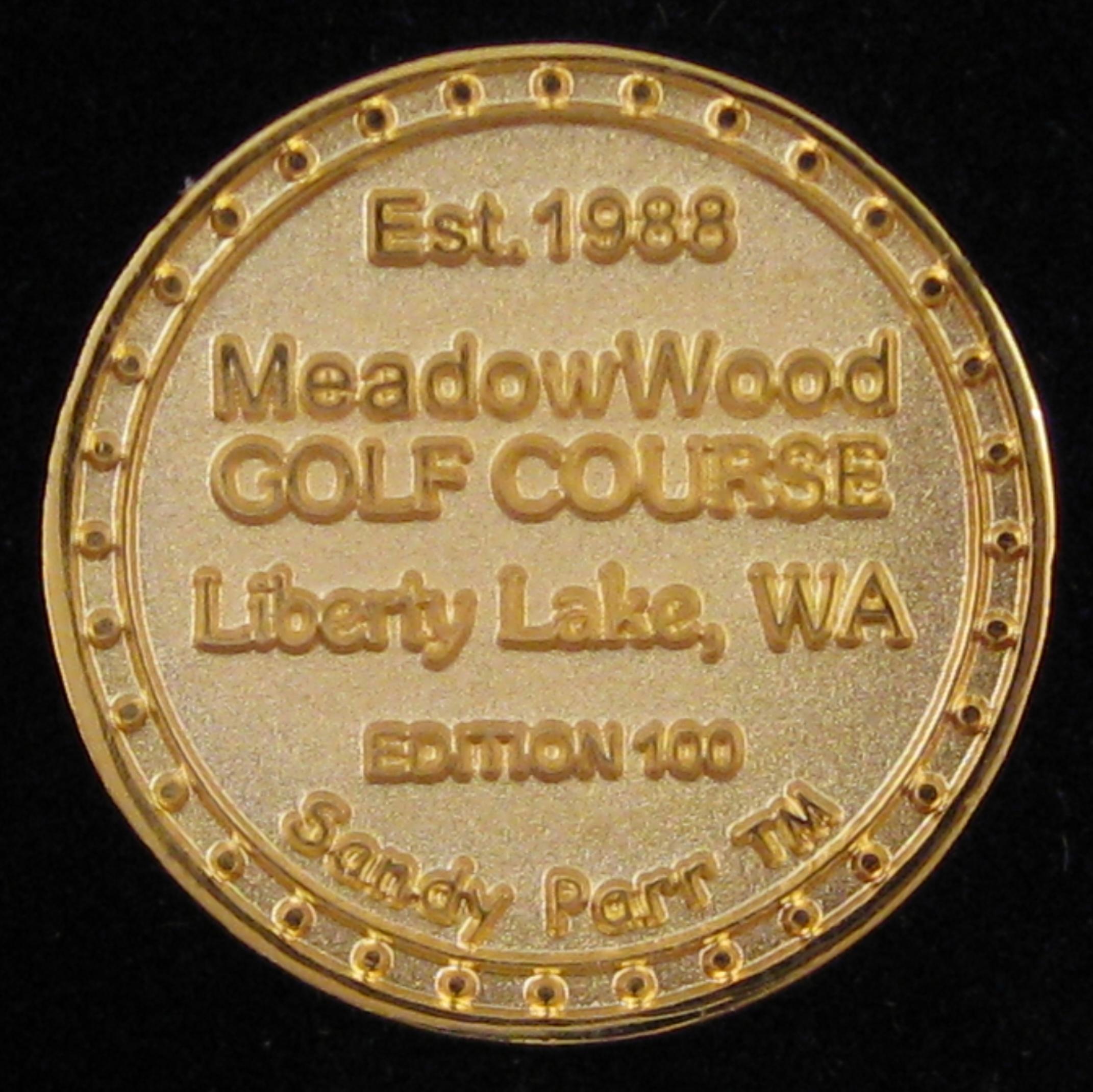Meadow Wood G.C. - Back