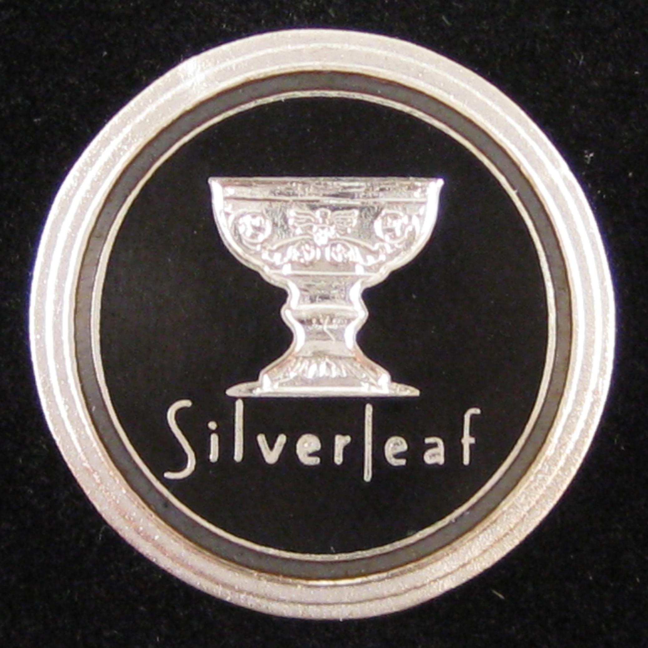 Silverleaf - Front Black