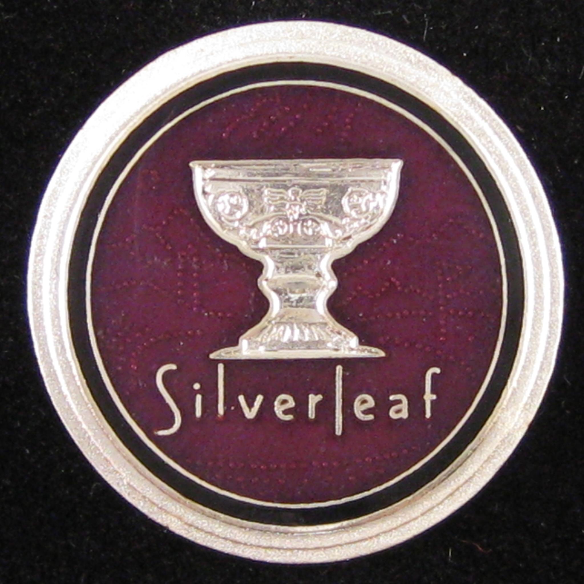 Silverleaf - Front Purple