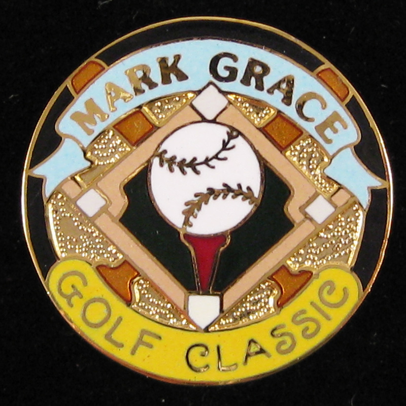 Mark Grace Foundation 2003 - Front