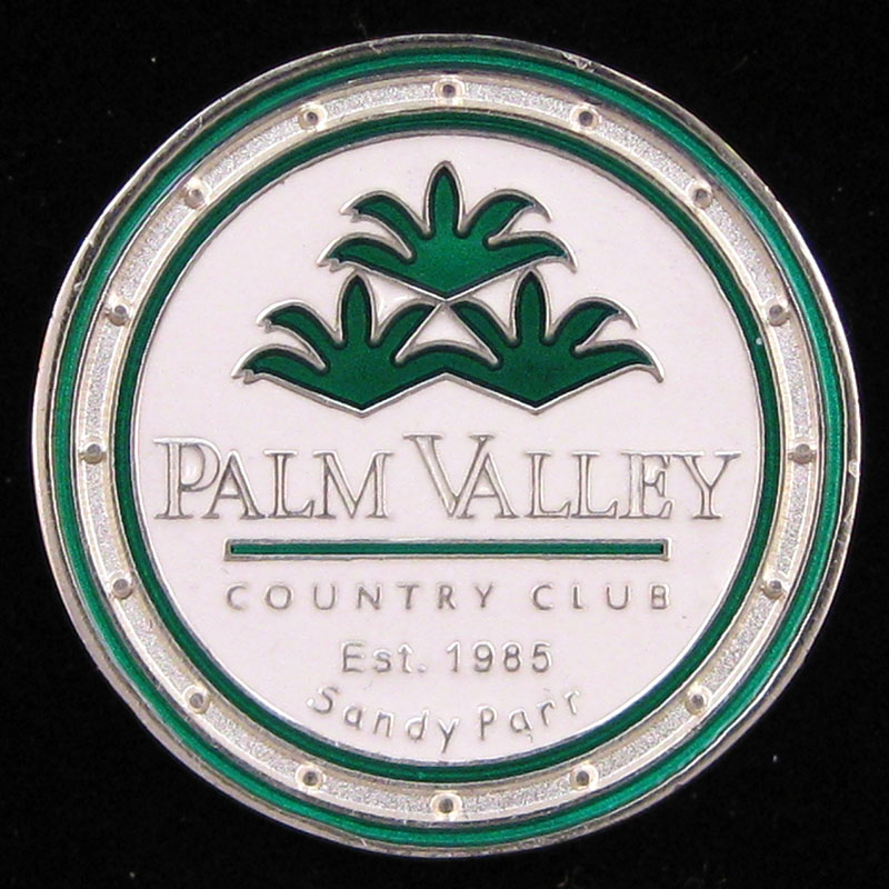 Palm Valley - Back