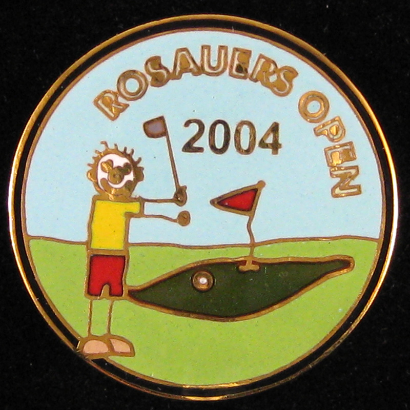 Rosauers 2004 - Front