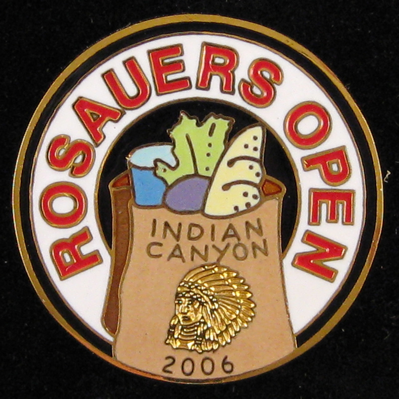 Rosauers 2006 - Front