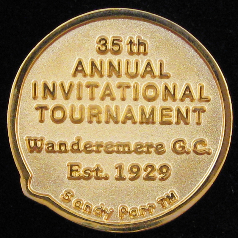 Wandermere Amateur 2005, 35th year - Back