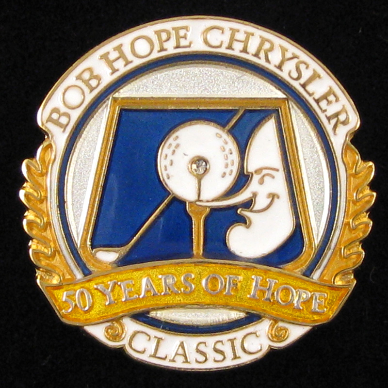 Bob Hope Chysler Classic 50 Years - Front
