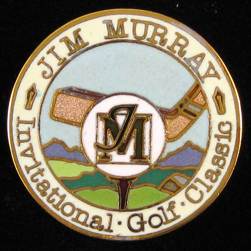 Jim Murrary 2007 - Front