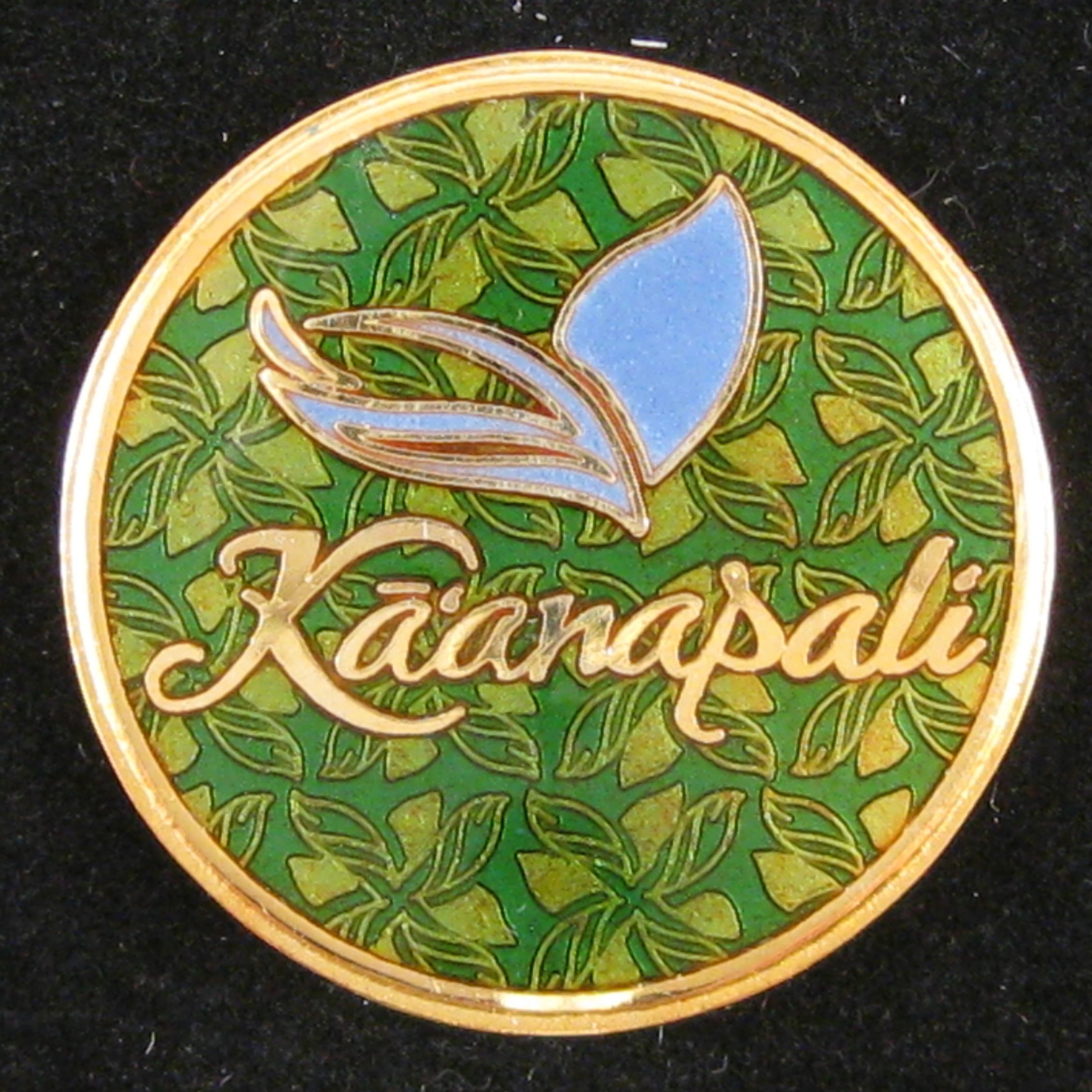 Kaanapali - Front - Green