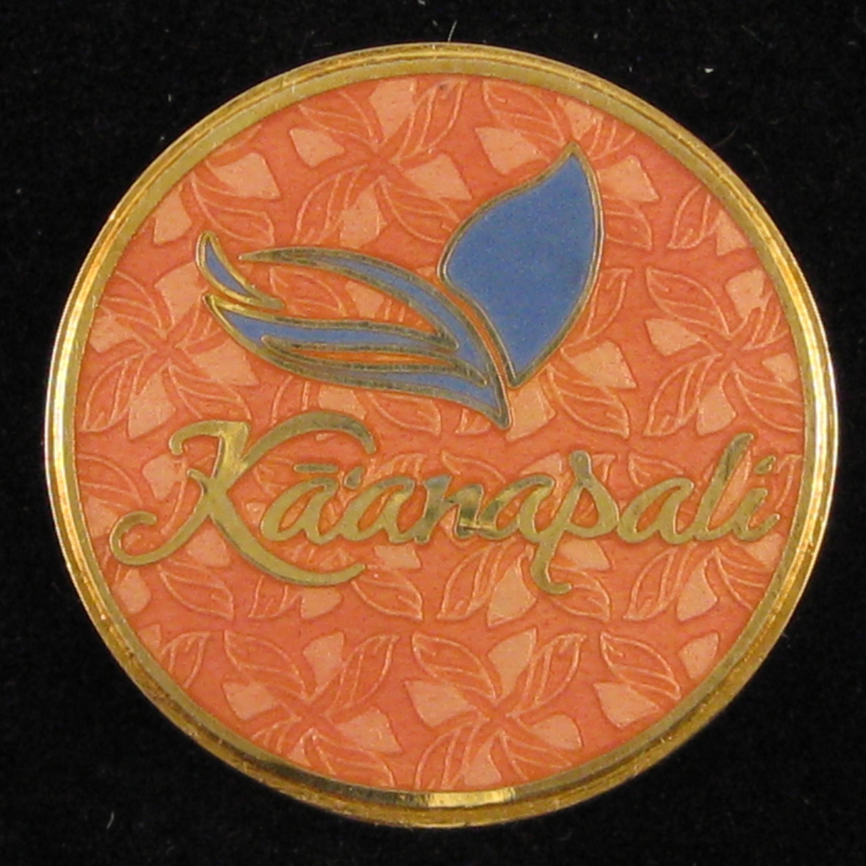 Kaanapali - Front - Orange
