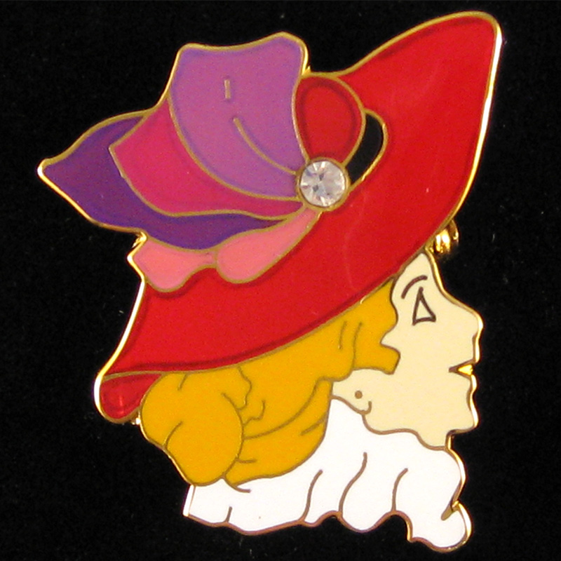 Red Hat Lady's - Front