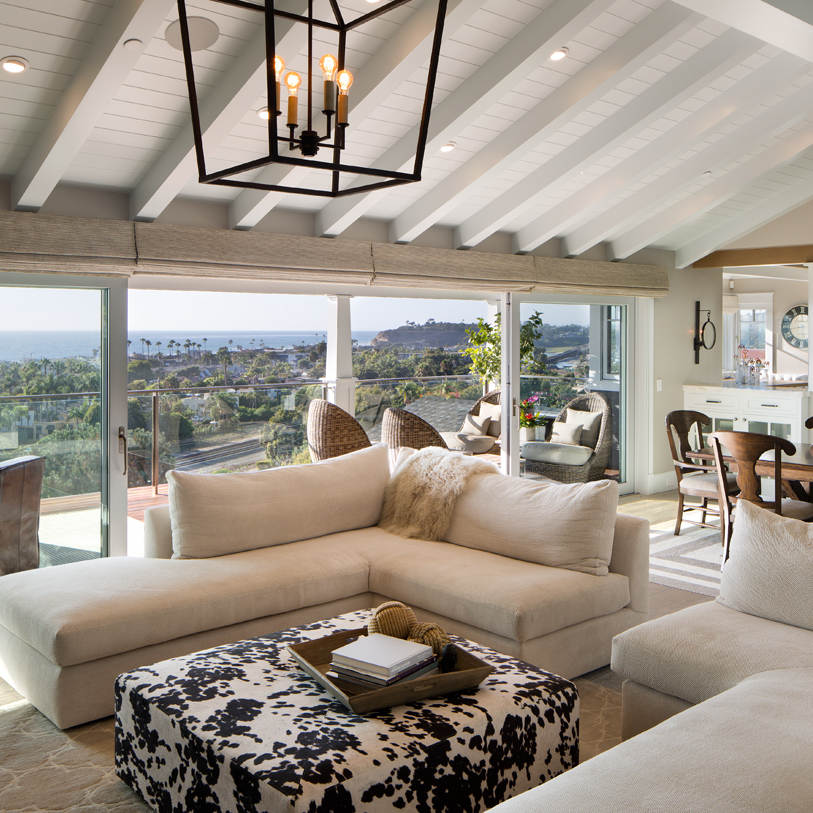Anne Sneed Architectural Interiors, Project: Seaview