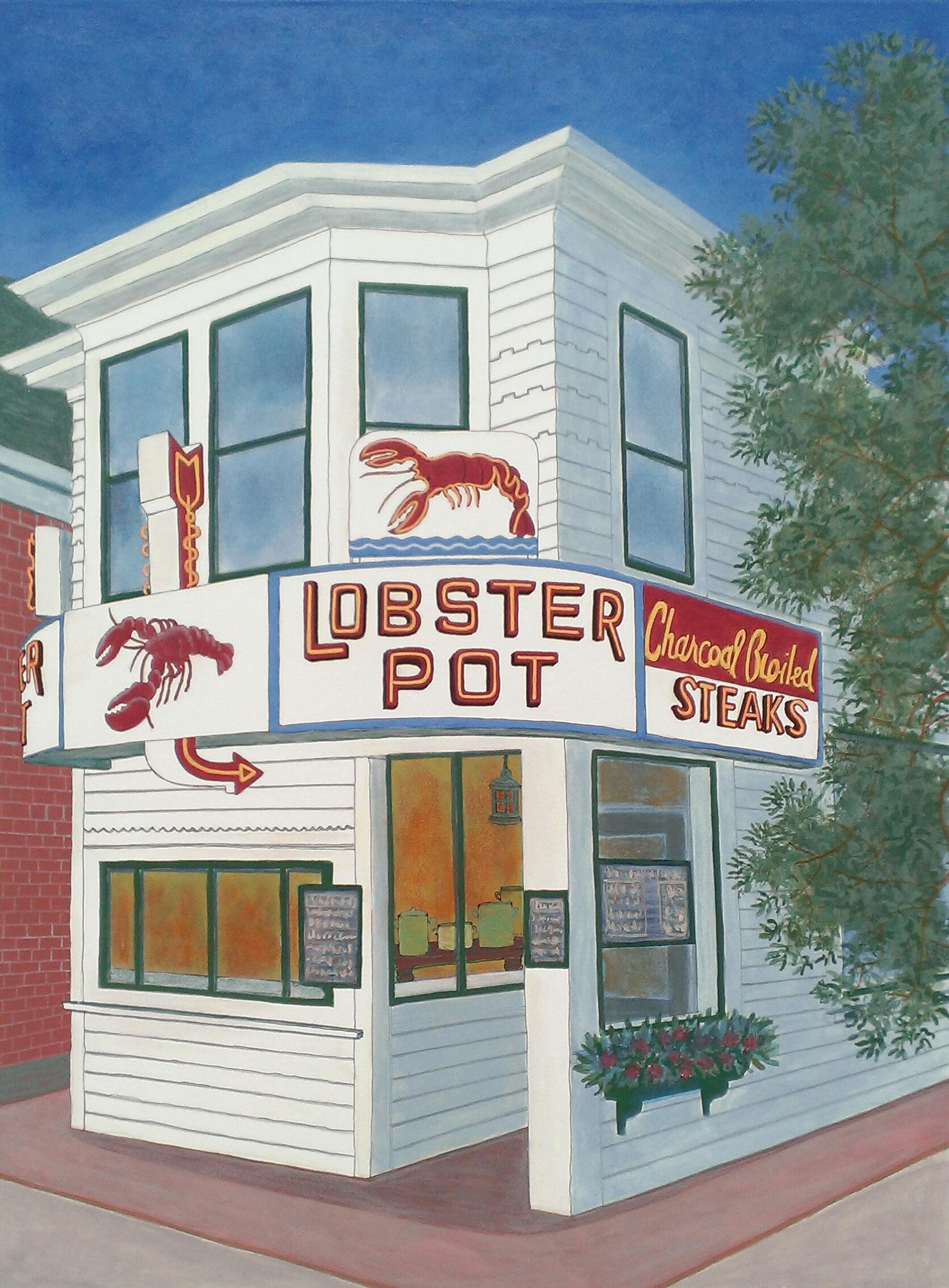 The Lobster Pot - Provincetown