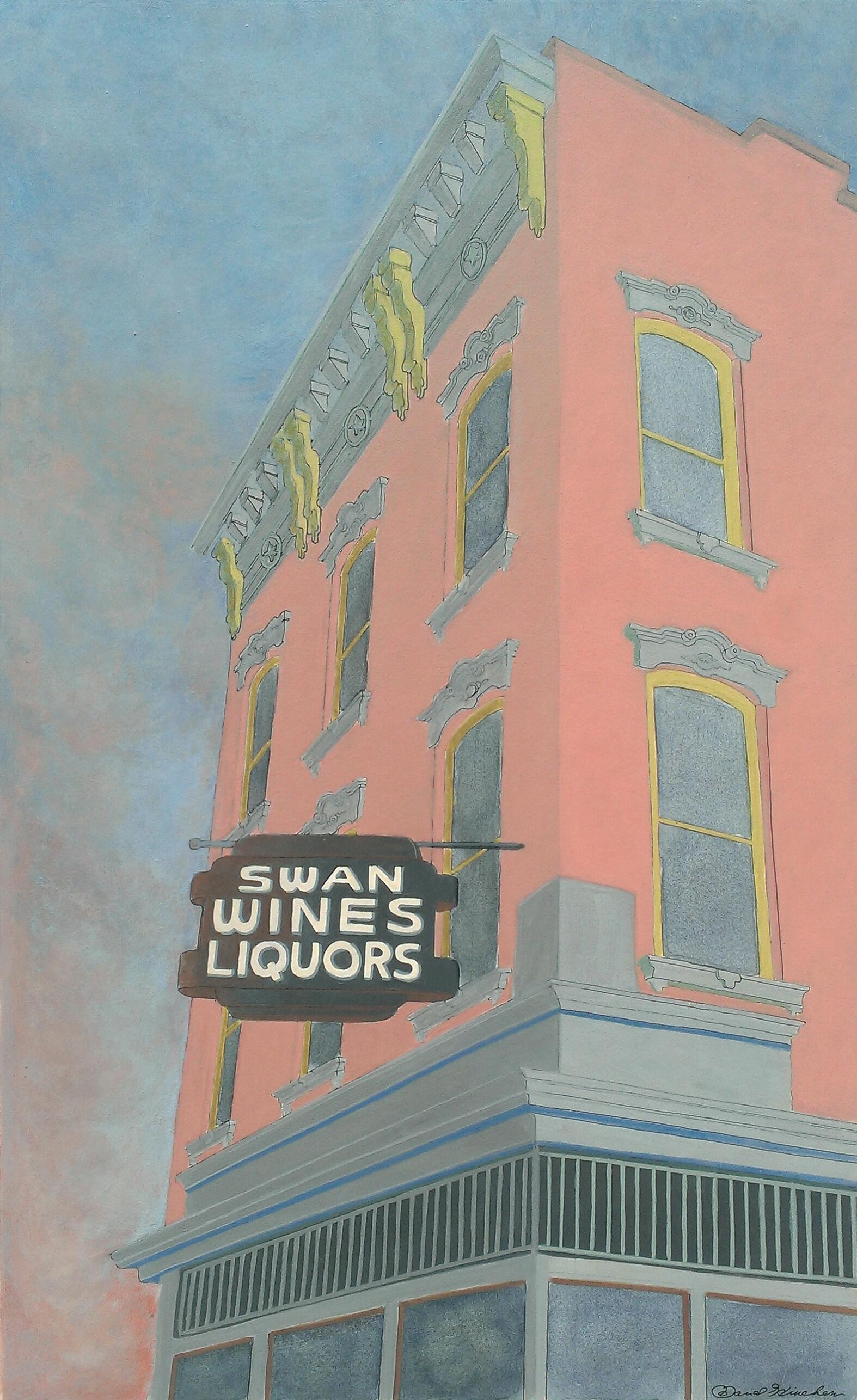 Swan Wine and Liquors - Albany