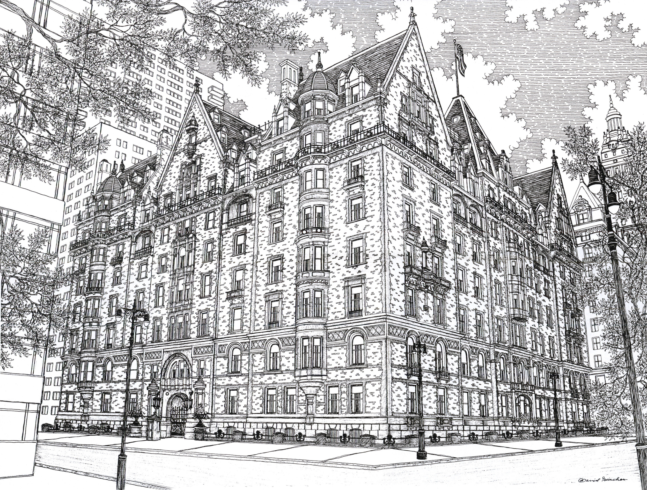 The Dakota, New York City