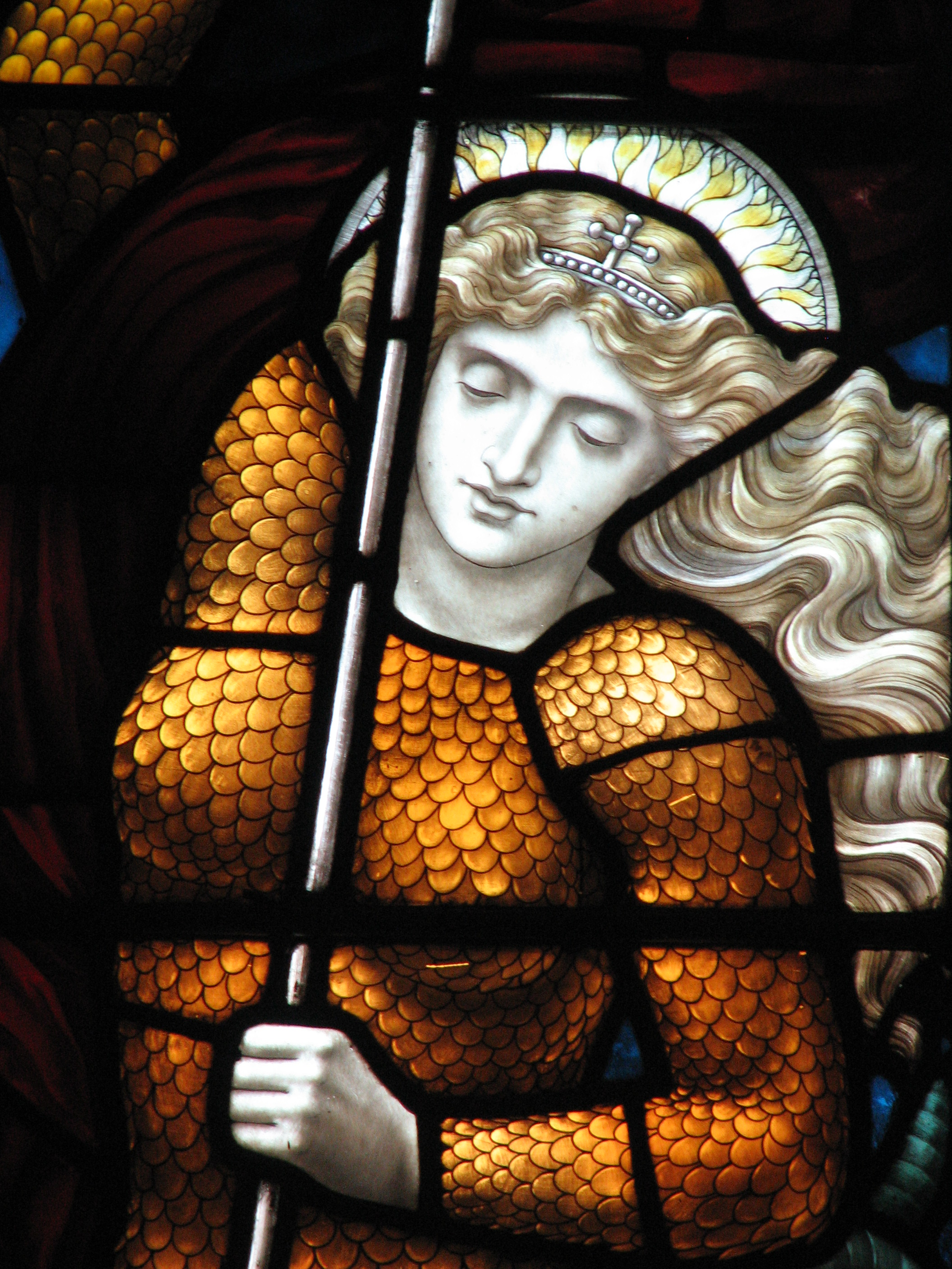 Joan of Arc, Saint Peter's Church - Albany