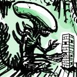 Alien / Board Games