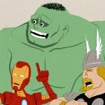 Open Mash: The Avengers