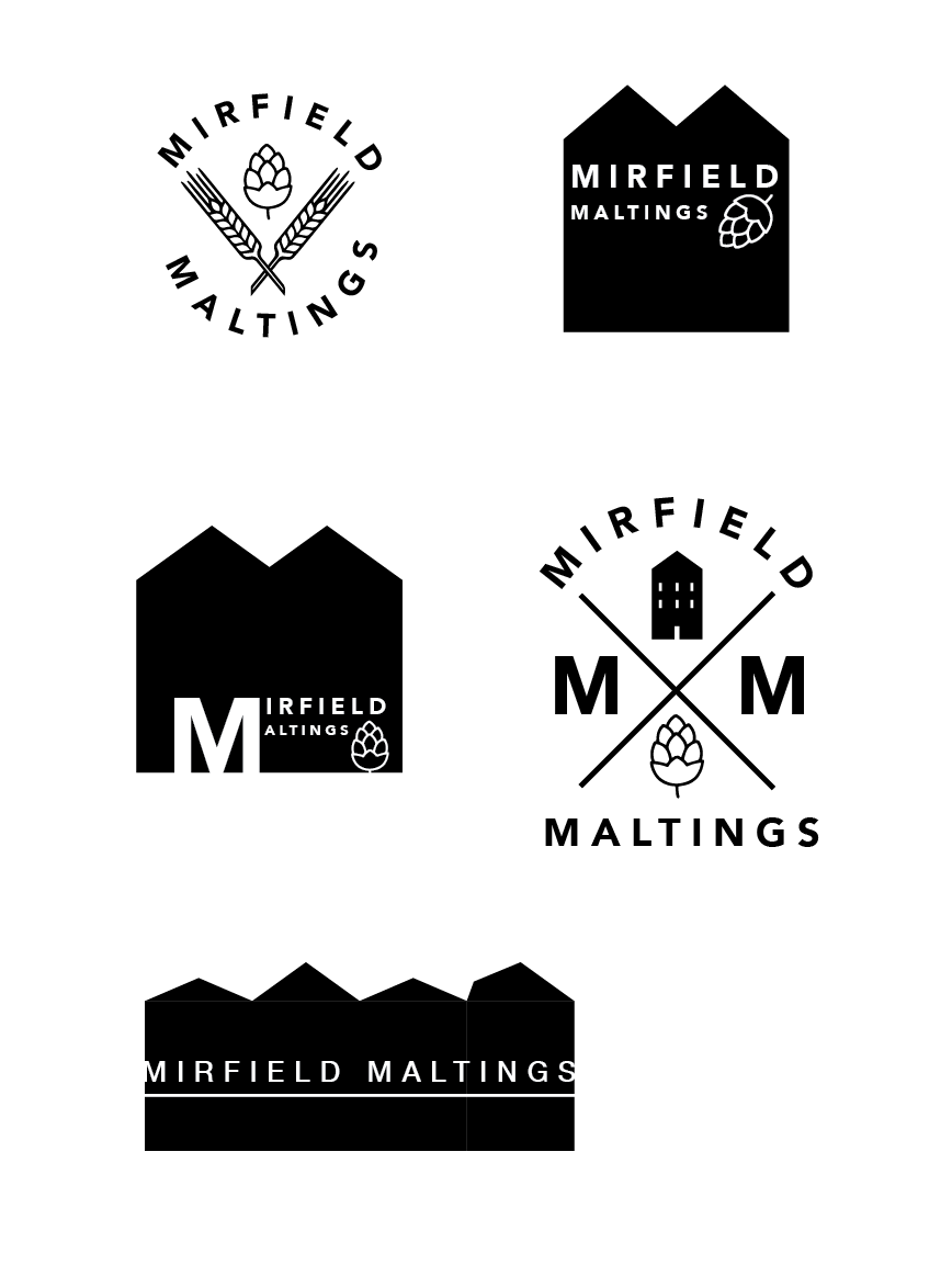Mirfield Maltings logo