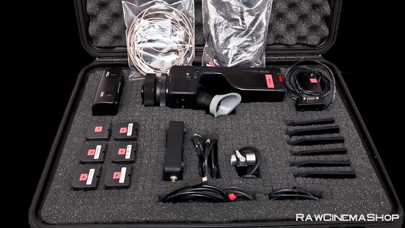 RawCinemaRental: Compact/Complete A-Cam dII Rental
