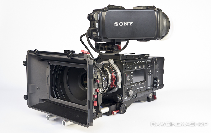 RawCinemaRental: Sony F55 Kit