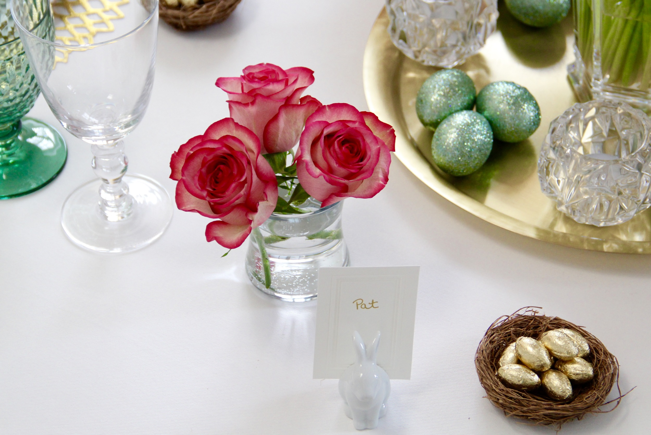 Easter Tablescape Gold Dahlias.jpg