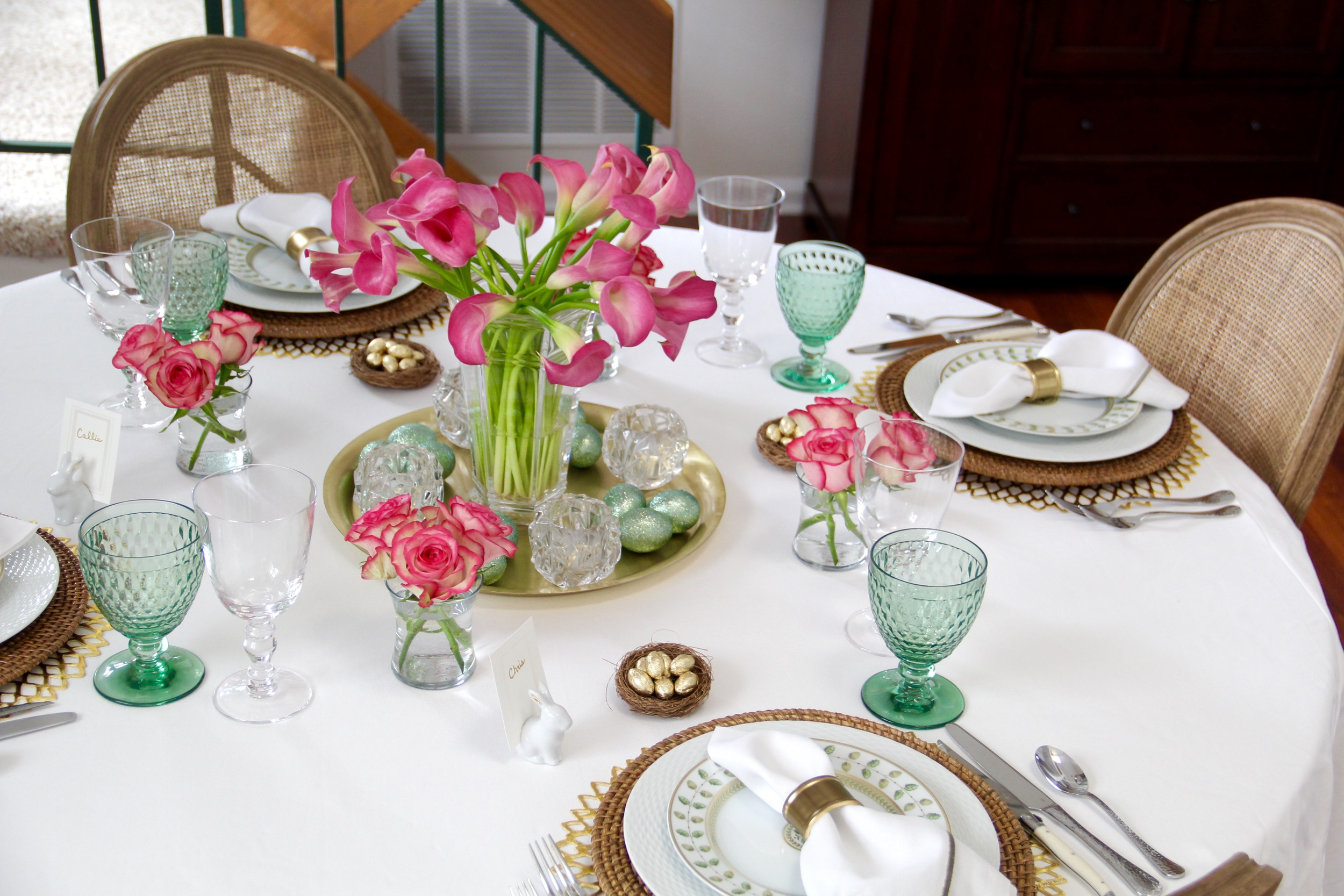 Easter Tablescape Rattan Chargers 2.jpg
