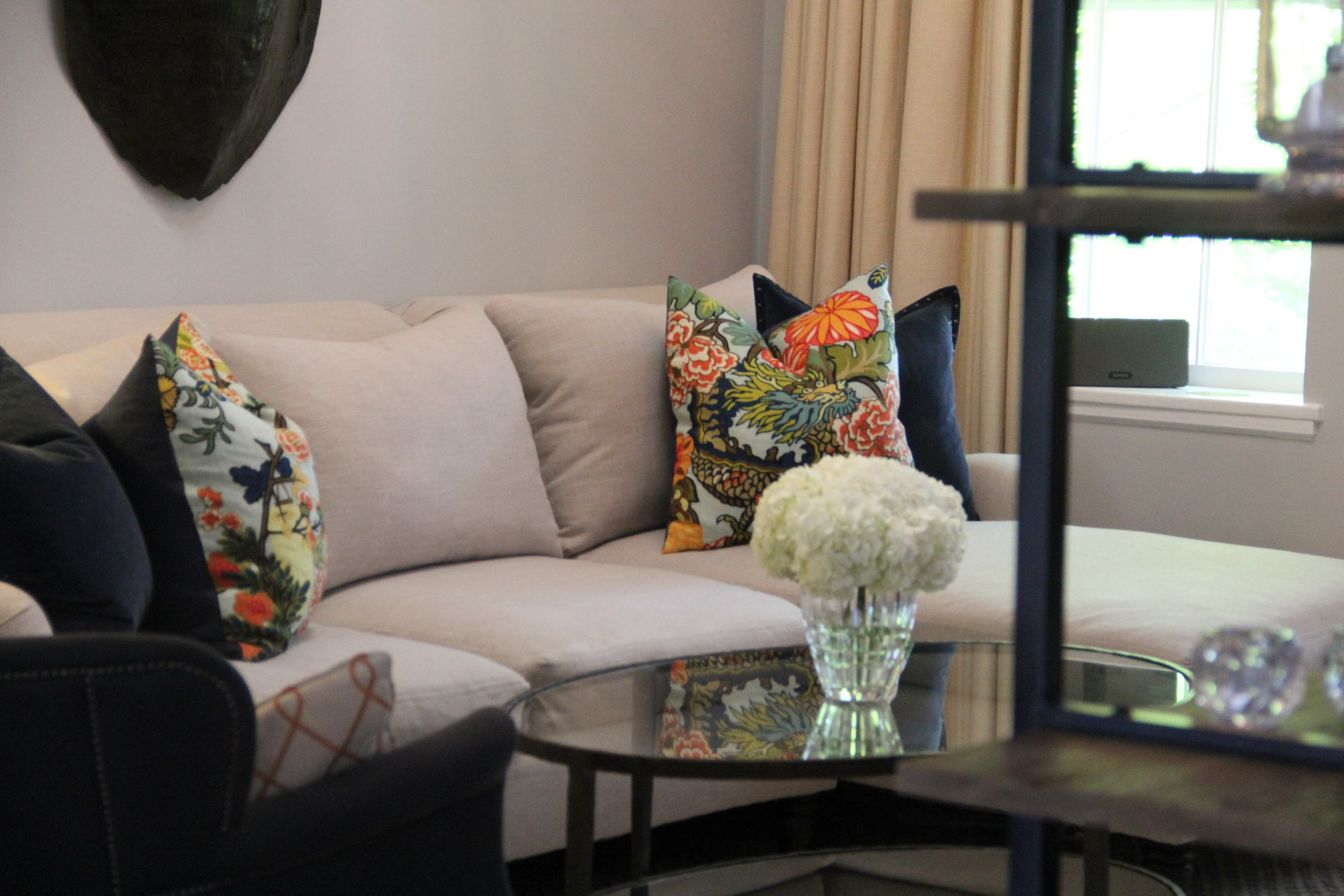 Hydrangeas Living Room.JPG