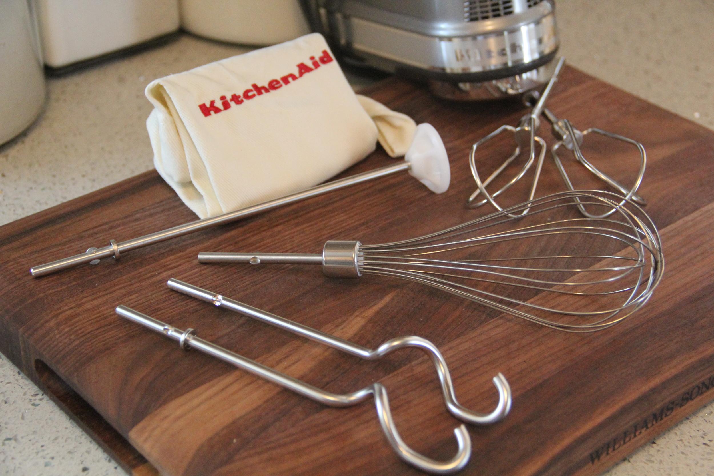 Kitchen Aid 9 Speed Hand Mixer.JPG