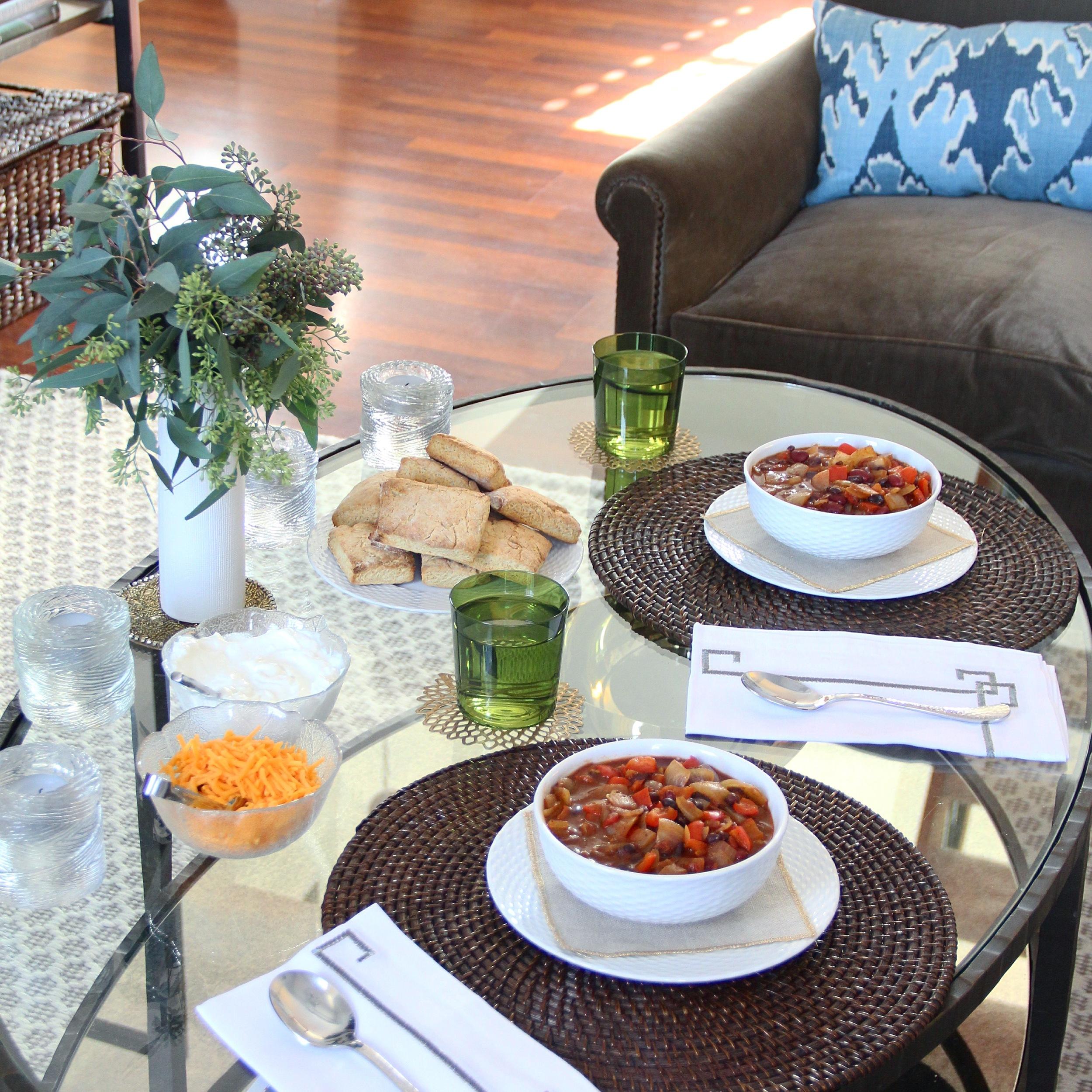Healthy Vegetarian Chili Recipe.JPG