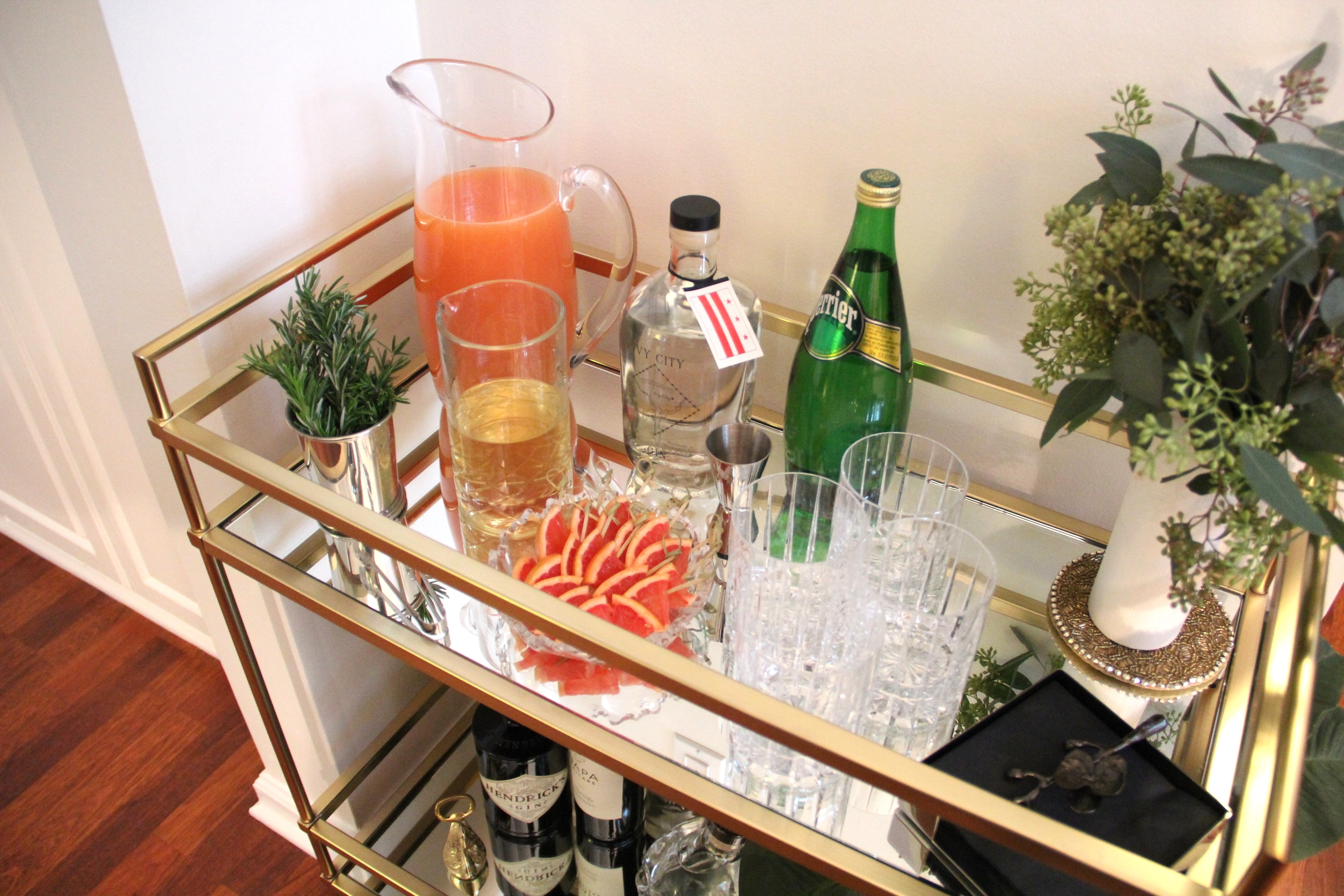 Gin Sparkler Bar Cart 2.JPG