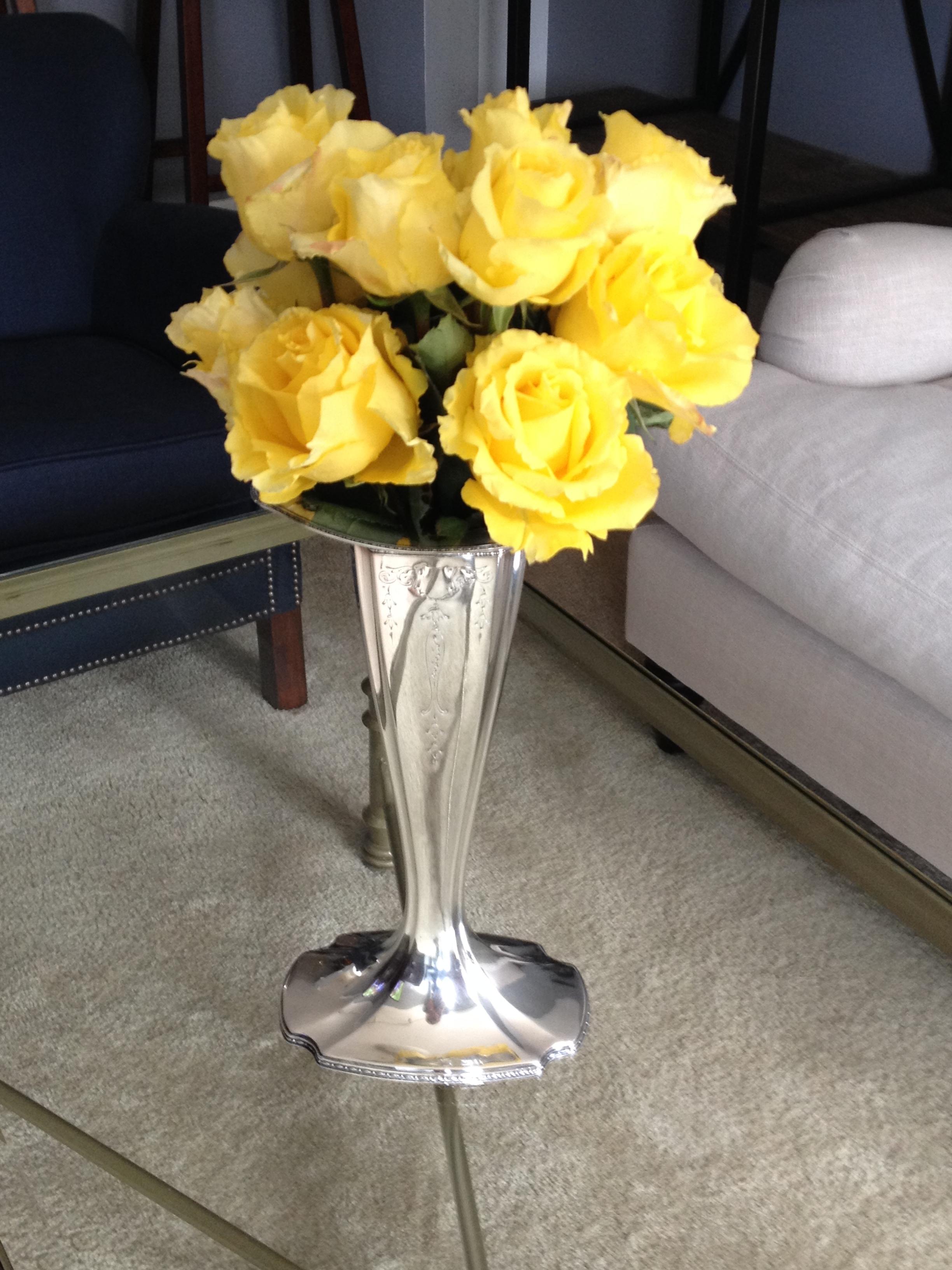 Roses Chippendale Silver Vase.JPG