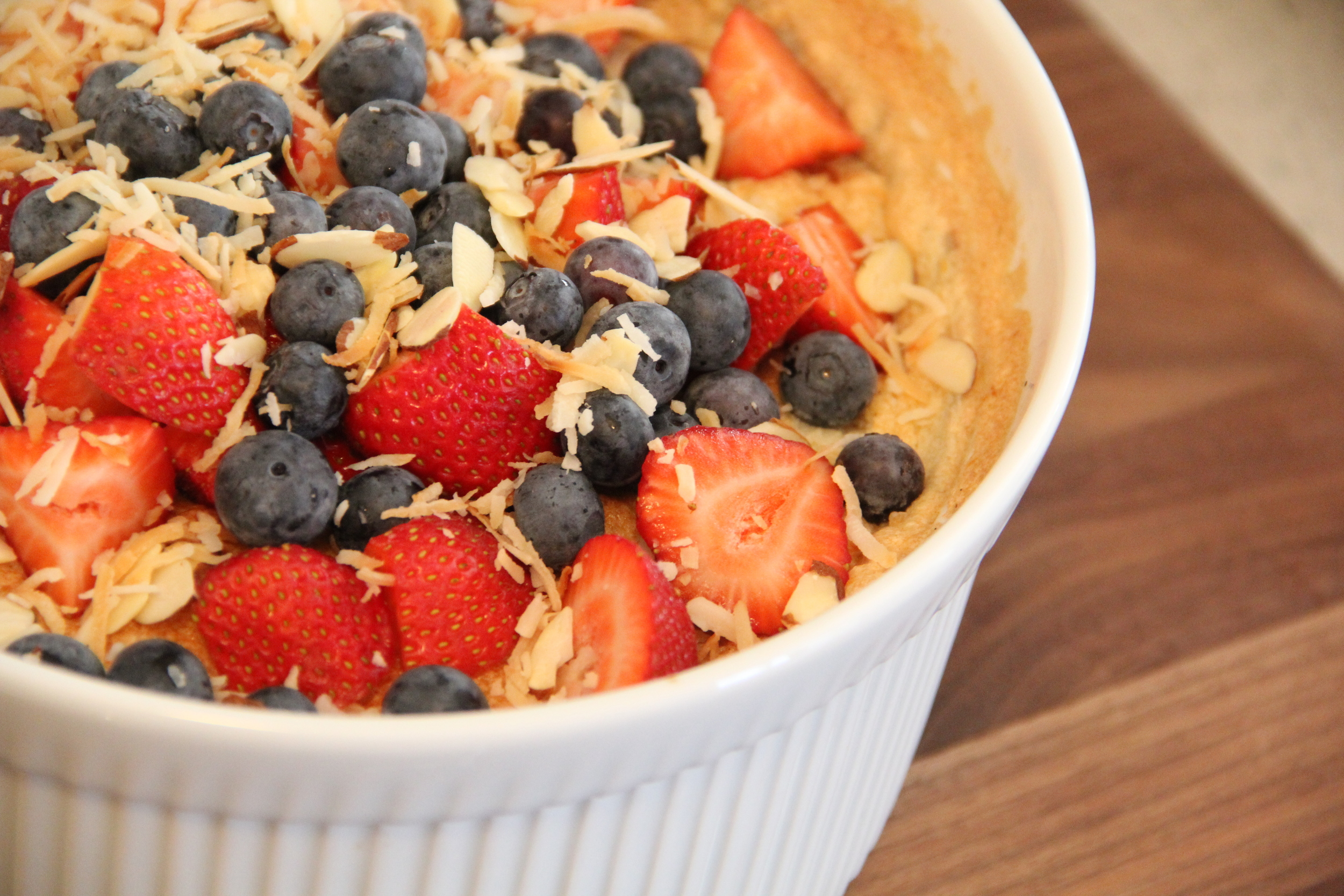 Sprouted Kitchen Oatmeal Souffle | Redefining Domestics.JPG