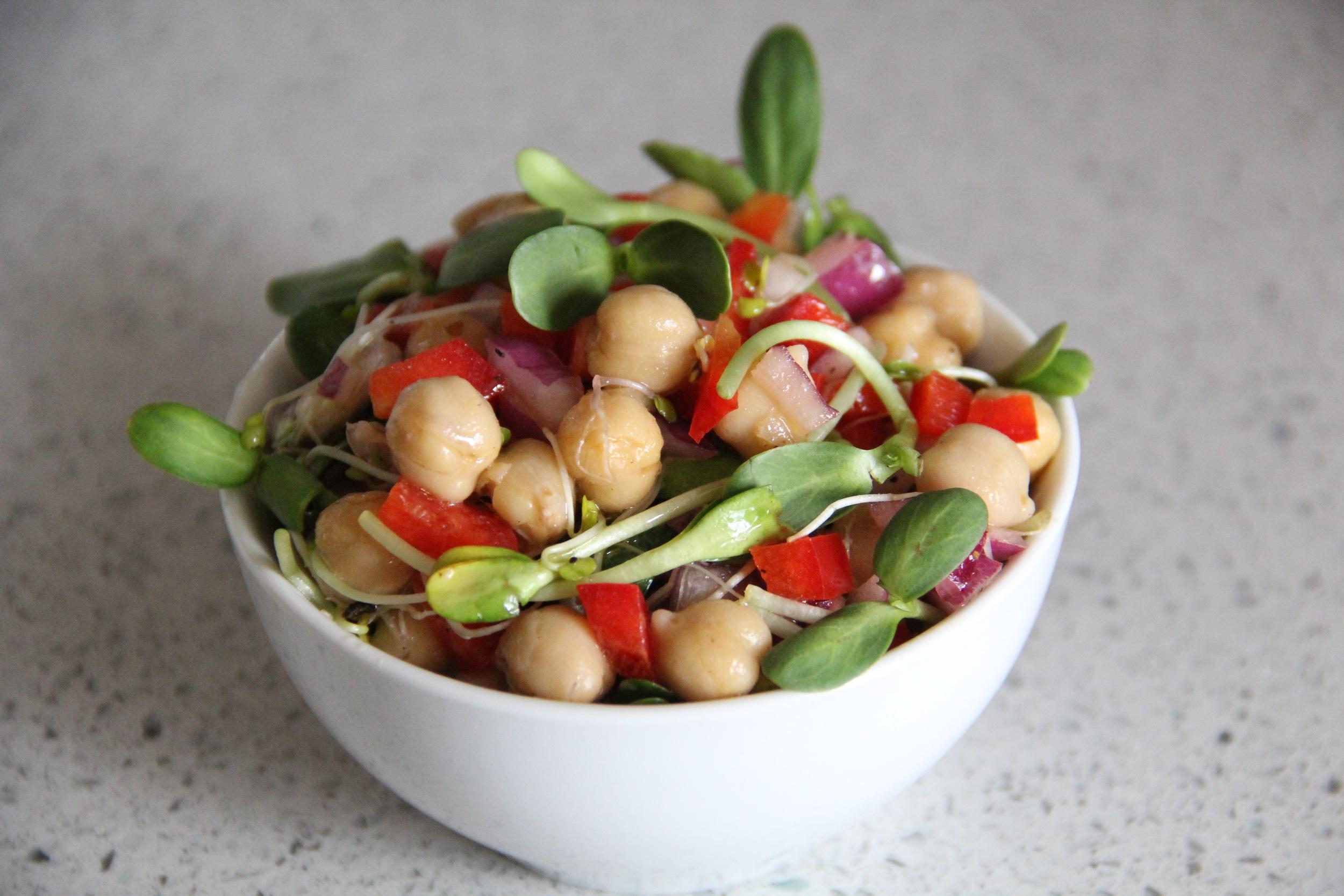 Simple Chickpea Salad 5.jpg