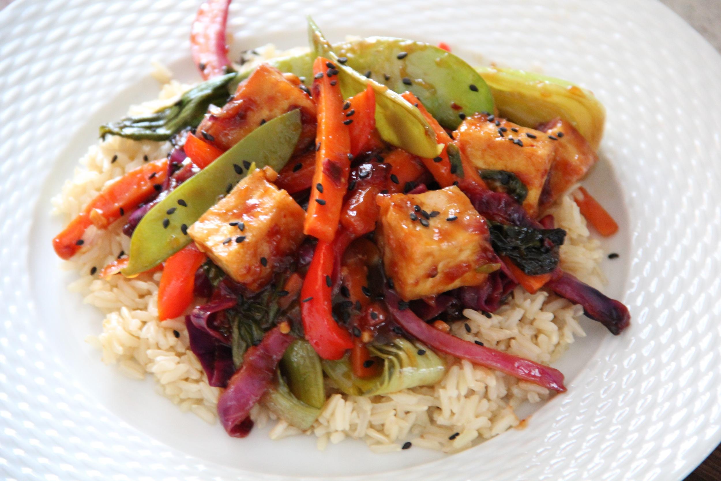 Healthy Stir Fry Step 7 | Redefining Domestics.jpg