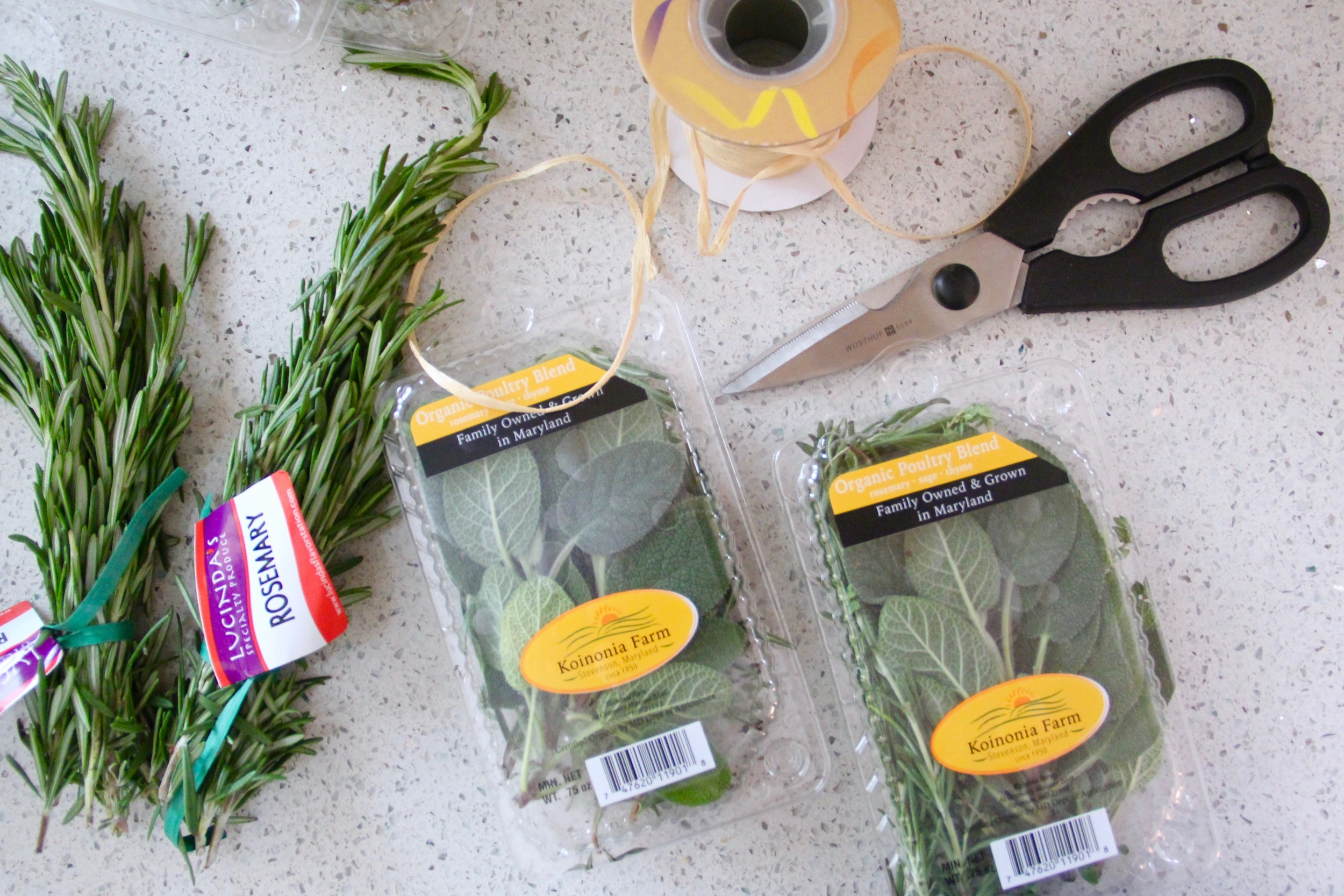 DIY Herb Bouquet placecards Step 2.jpg