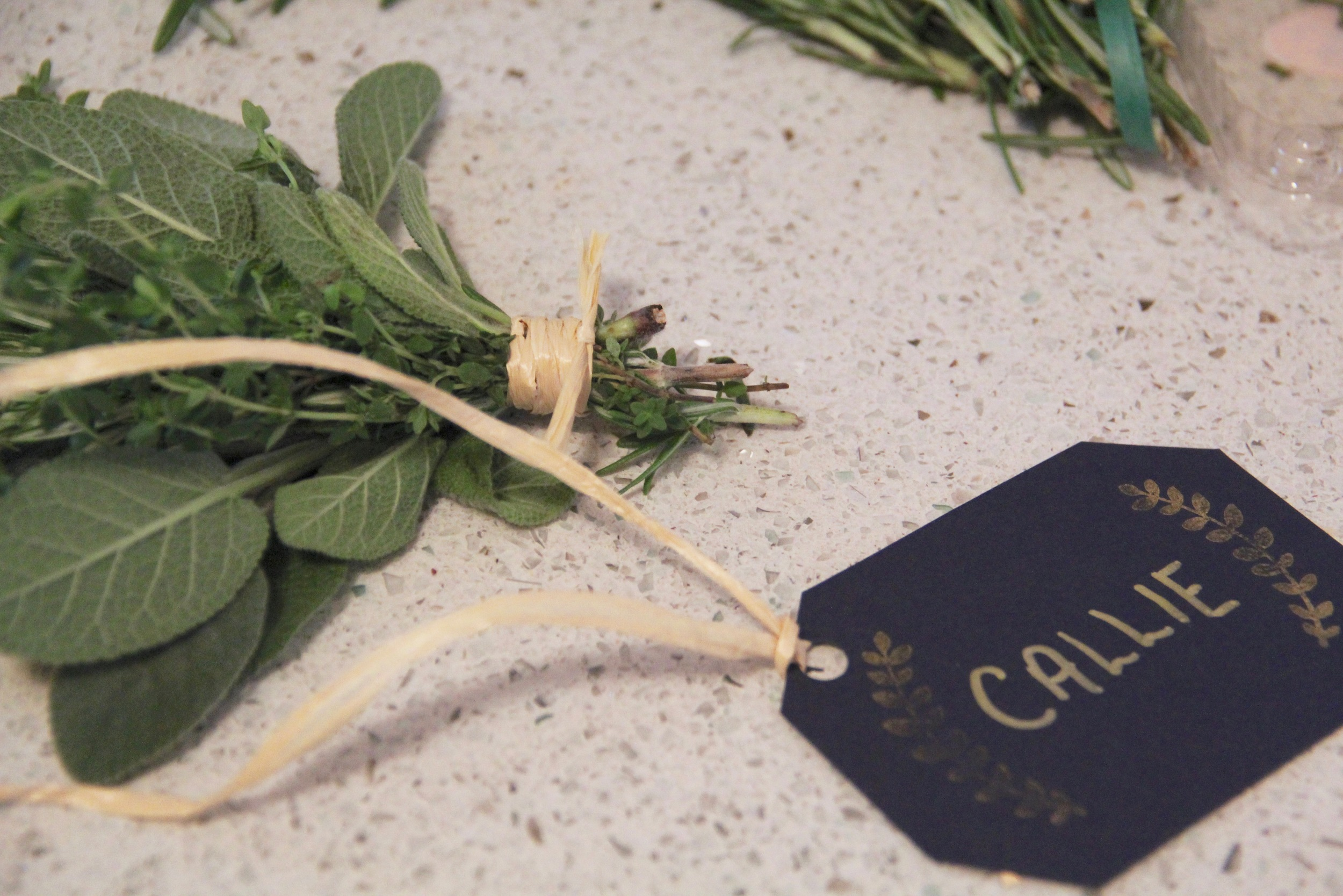 DIY Herb Bouquet placecards Step 3.jpg