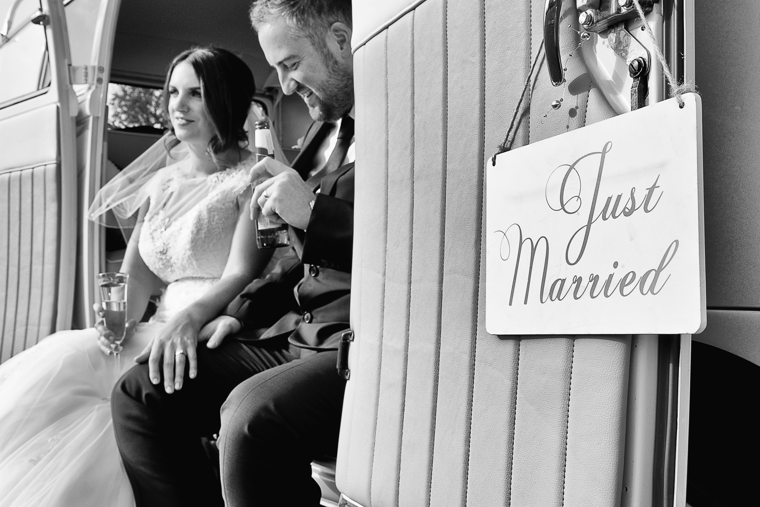 From in the moment wedding photography through to relaxed portraits I will photograph a wedding taking into account how you want the wedding to be remembered in images