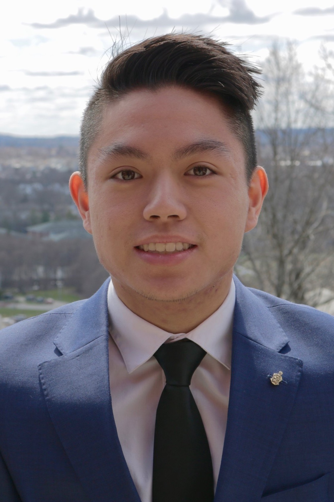 Joey Zhuo   VP of Alumni Relations