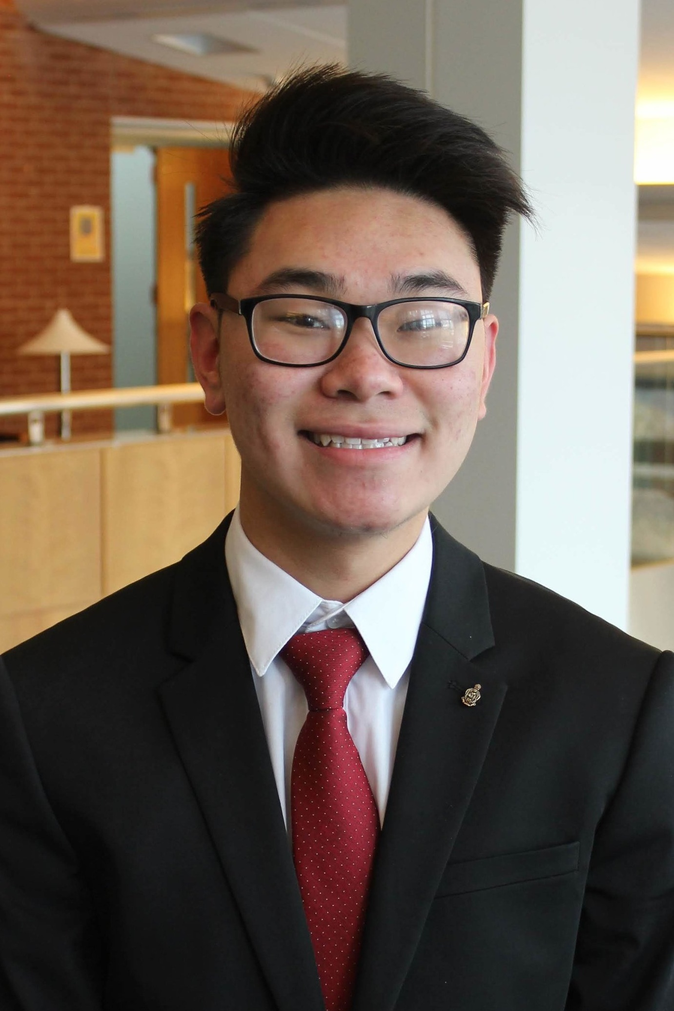 Alex Nguyen   VP of Brotherhood