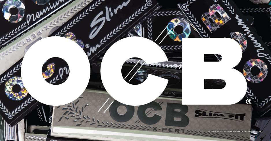 """STICKER: OCB LOGO 3x5.5"""""""
