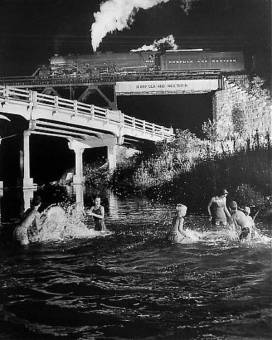 Hawksbill Creek Swimming Hole, Luray, VA