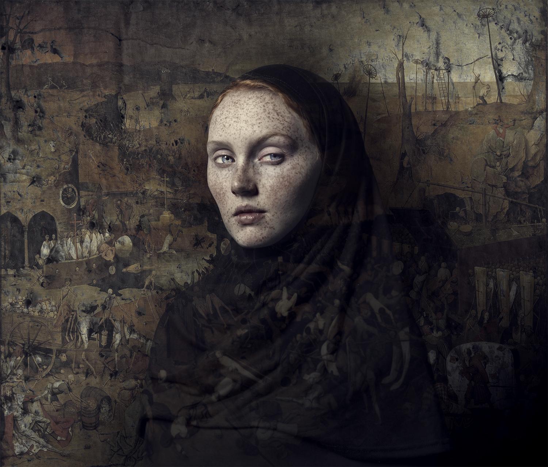 Wallportrait Ashley 2