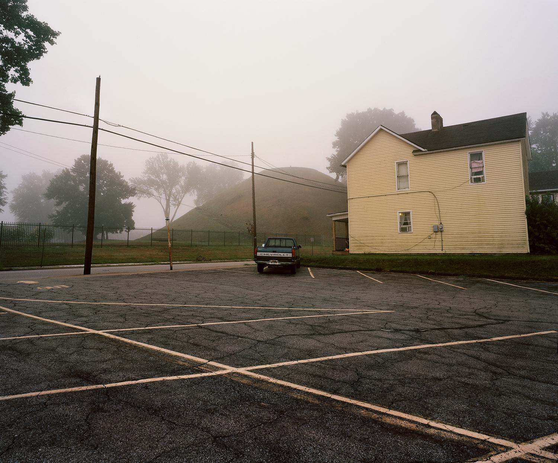 Grave Creek Mound, Moundsville, WV, 2012