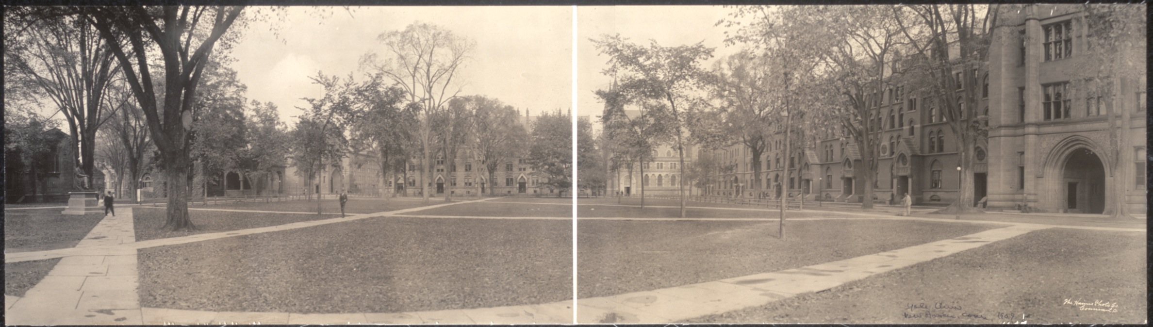 Yale University 1 New Haven Conn©Haines Photo Co. via Wikimedia Commons