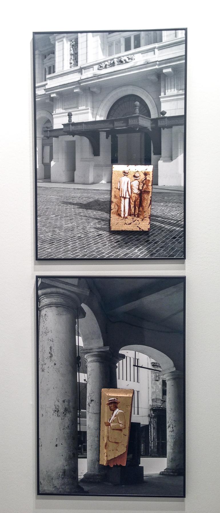 Toirac & Elias at Pan American Art Projects  Photo: Dan Shepherd