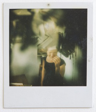 Photo from a modified Polaroid ONE600